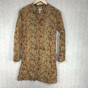 Lucky Brand Robshaw Tunic Dress